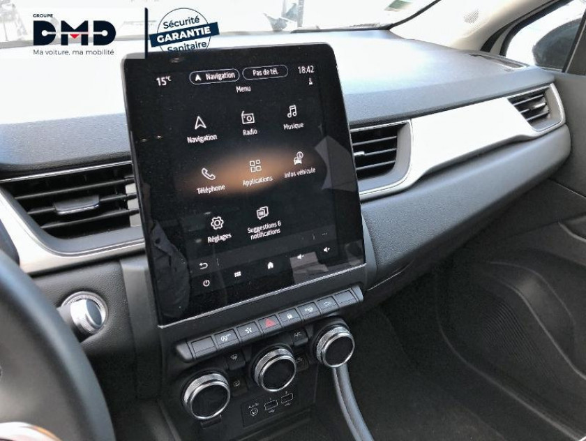 Renault Captur 1.5 Blue Dci 115ch Intens - Visuel #6