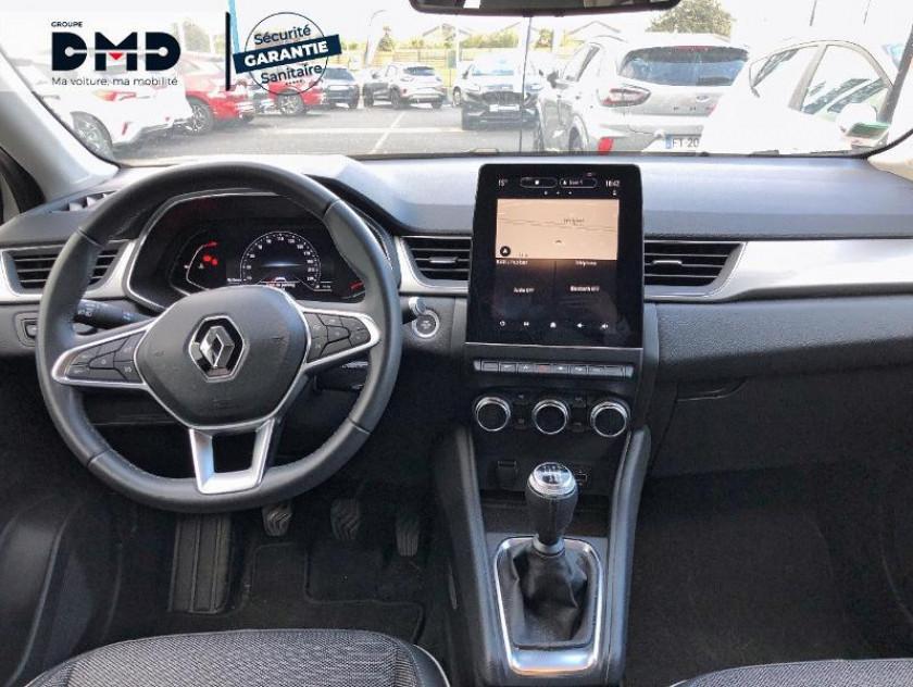 Renault Captur 1.5 Blue Dci 115ch Intens - Visuel #5