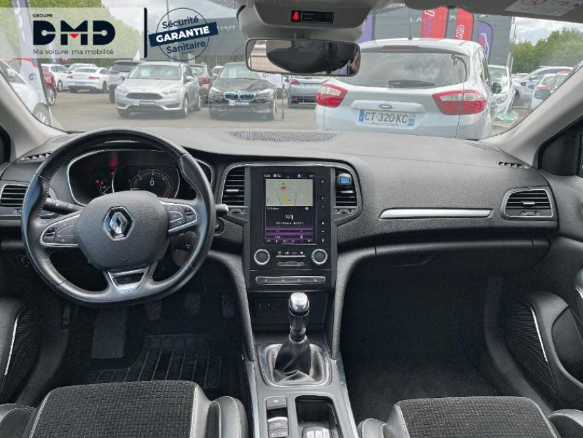 Renault Megane 1.6 Dci 130ch Energy Intens - Visuel #5