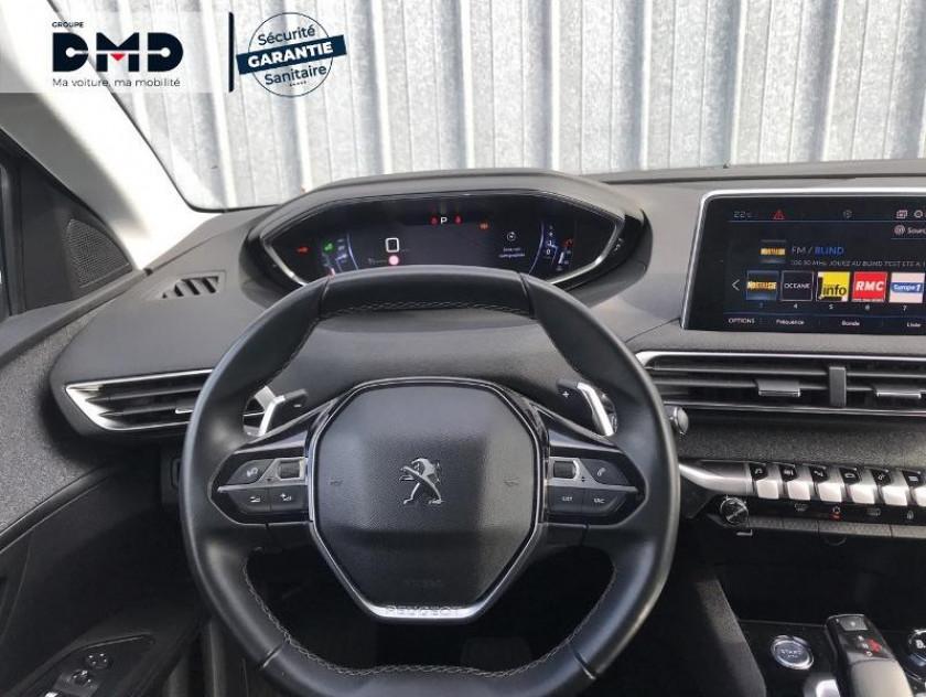 Peugeot 3008 1.2 Puretech 130ch Allure S&s Eat6 - Visuel #7