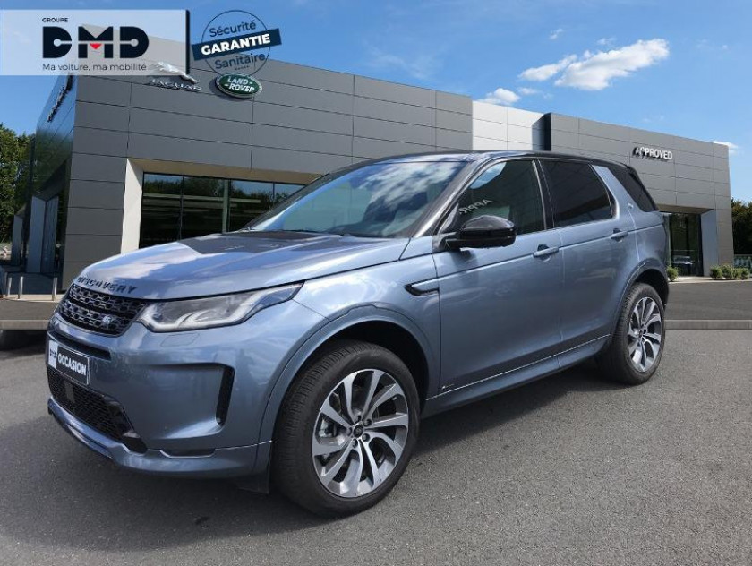 Land Rover Discovery Sport 2.0 D 180ch R-dynamic Hse Awd Bva Mark V - Visuel #1