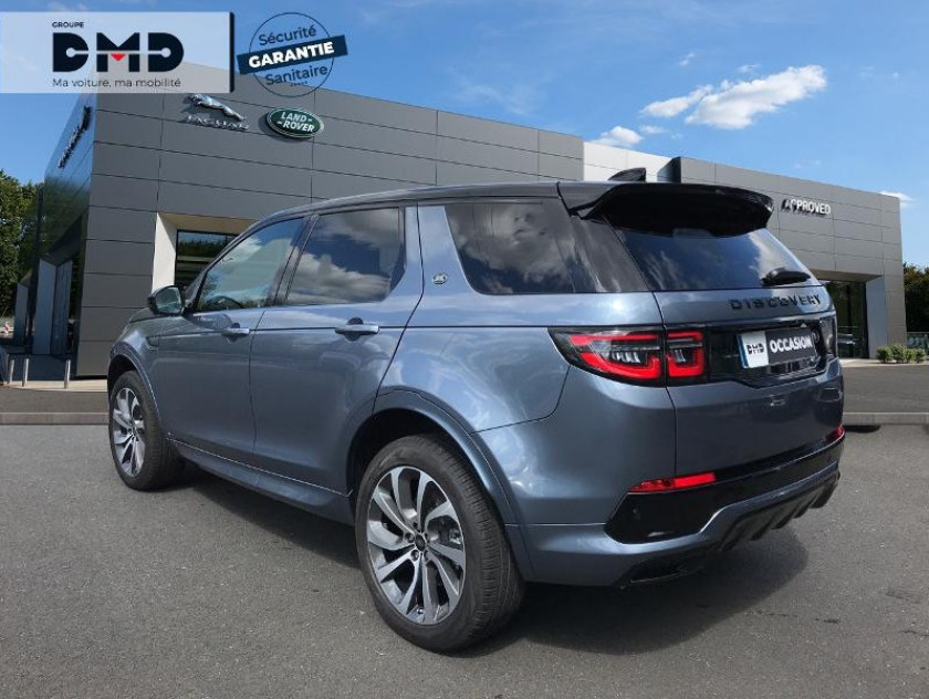 Land Rover Discovery Sport 2.0 D 180ch R-dynamic Hse Awd Bva Mark V - Visuel #3