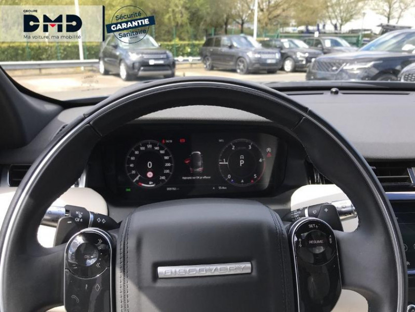 Land Rover Discovery Sport 2.0 D 180ch R-dynamic Hse Awd Bva Mark V - Visuel #7
