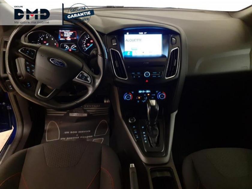 Ford Focus 1.5 Tdci 120ch Stop&start St Line Powershift - Visuel #5