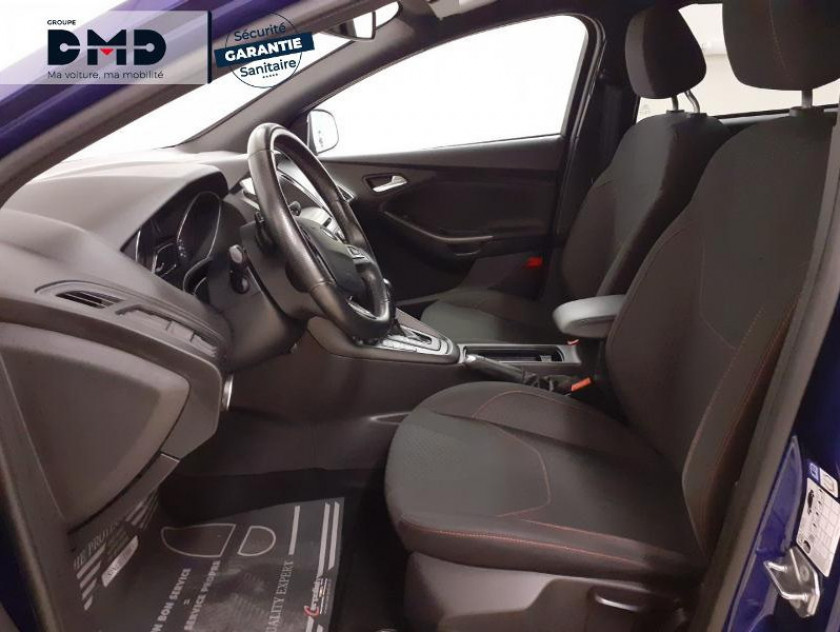 Ford Focus 1.5 Tdci 120ch Stop&start St Line Powershift - Visuel #9