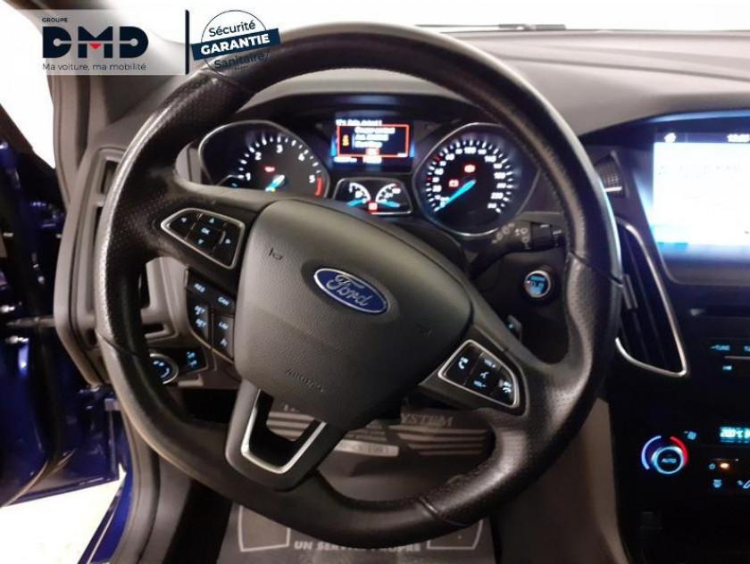 Ford Focus 1.5 Tdci 120ch Stop&start St Line Powershift - Visuel #7