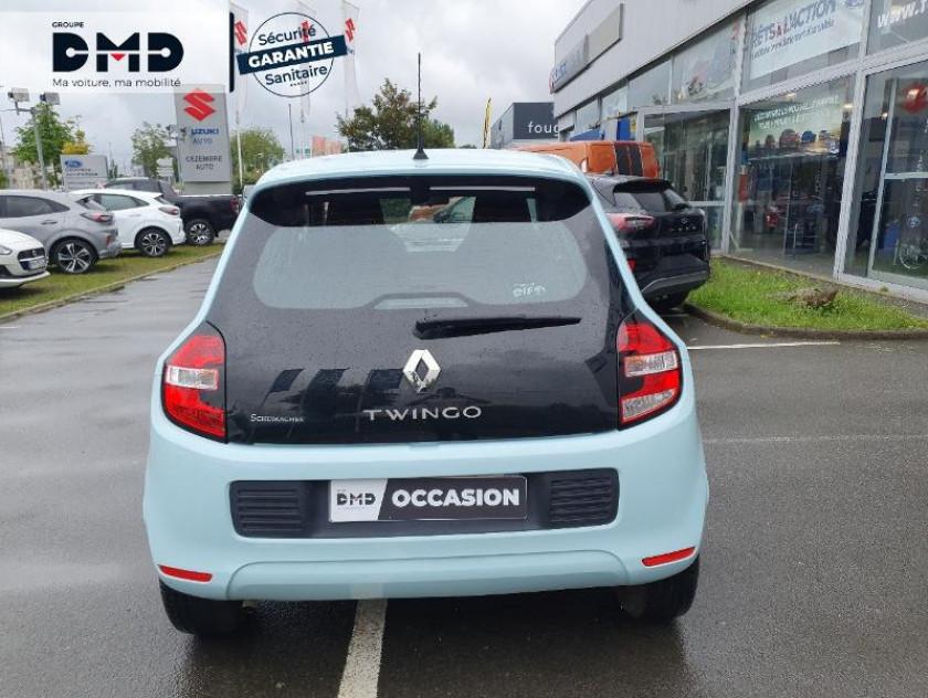 Renault Twingo 1.0 Sce 70ch Intens Euro6c - Visuel #11