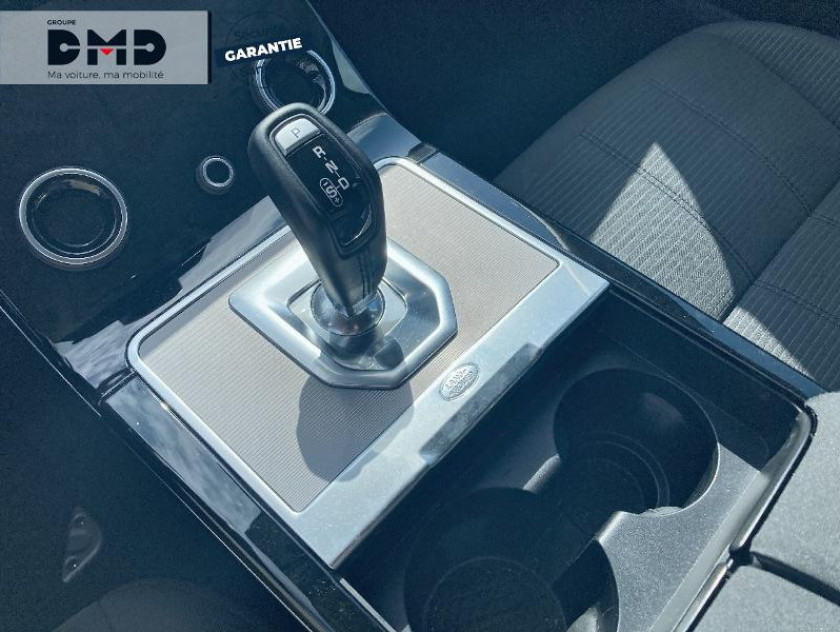 Land Rover Evoque 2.0 D 150ch Awd Bva - Visuel #8