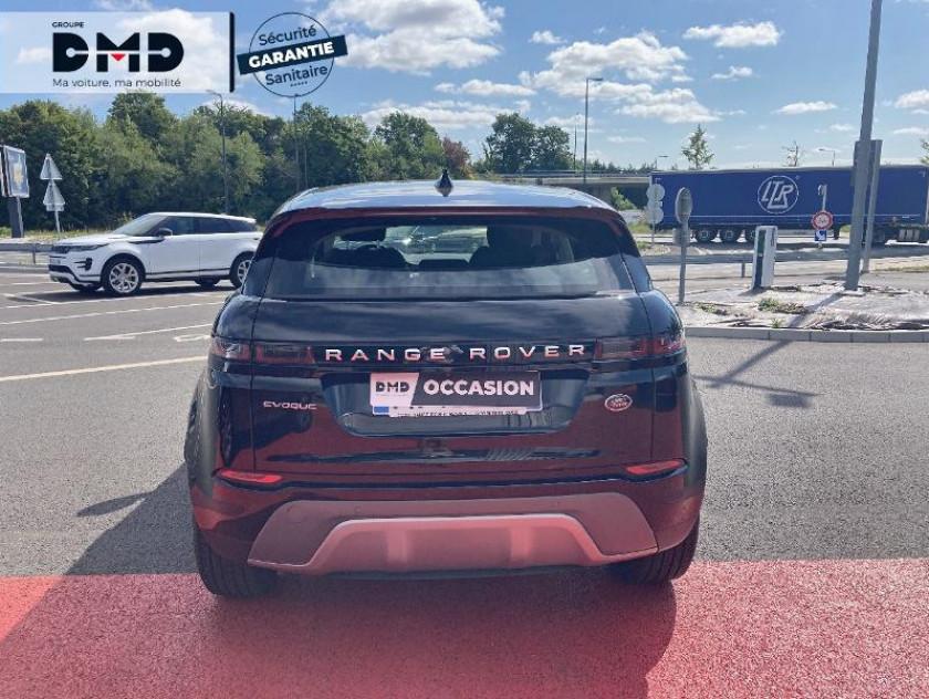 Land Rover Evoque 2.0 D 150ch Awd Bva - Visuel #11