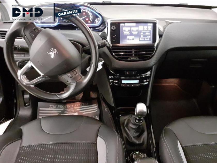Peugeot 2008 1.6 Bluehdi 120ch Fap Allure - Visuel #5