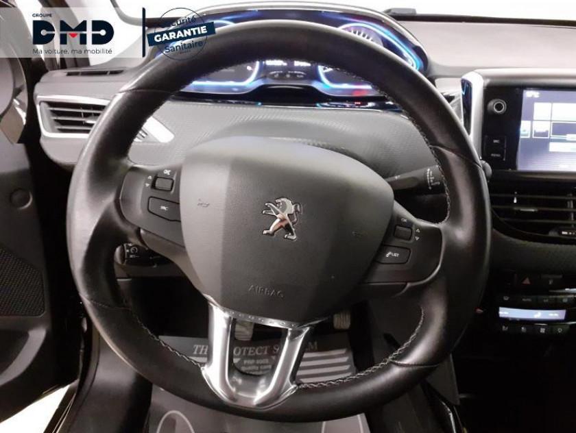 Peugeot 2008 1.6 Bluehdi 120ch Fap Allure - Visuel #7