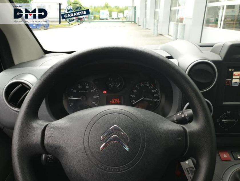 Citroen Berlingo Xl 1.6 Bluehdi 100 Cabine Approfondie Confort - Visuel #7