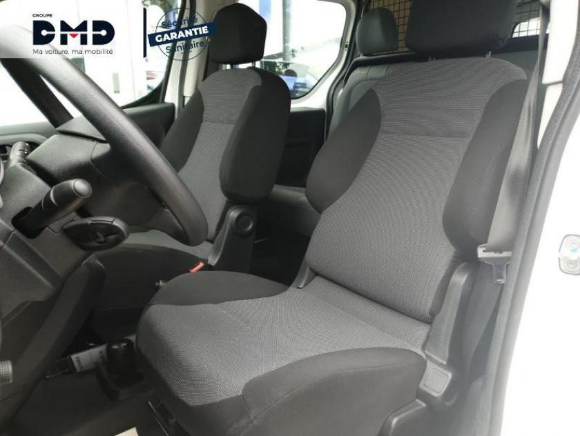 Citroen Berlingo Xl 1.6 Bluehdi 100 Cabine Approfondie Confort - Visuel #9