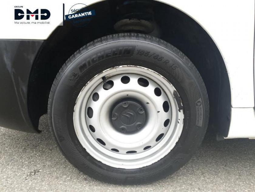 Citroen Berlingo Xl 1.6 Bluehdi 100 Cabine Approfondie Confort - Visuel #13