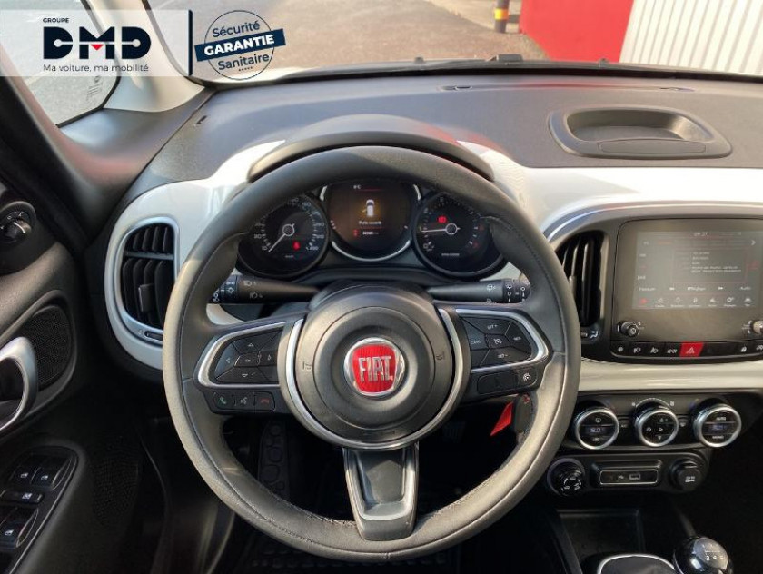 Fiat 500l 1.3 Multijet 16v 95ch S&s City Cross - Visuel #7