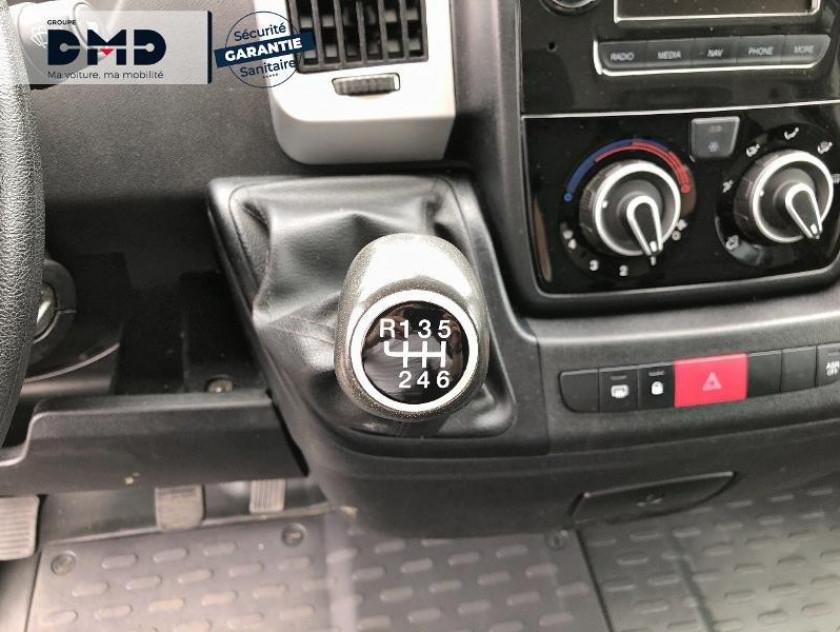 Fiat Ducato Fg 3.0 Ch1 2.3 Multijet 130ch Pack Pro Nav - Visuel #8