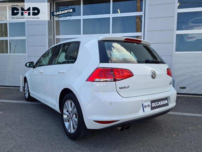 Volkswagen Golf 1.4 Tsi 140ch Act Bluemotion Technology Confortline 5p - Visuel #3