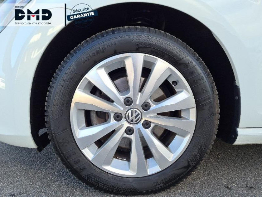 Volkswagen Golf 1.4 Tsi 140ch Act Bluemotion Technology Confortline 5p - Visuel #13