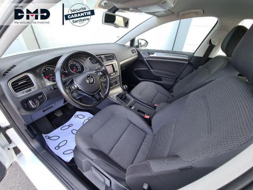 Volkswagen Golf 1.4 Tsi 140ch Act Bluemotion Technology Confortline 5p - Visuel #15