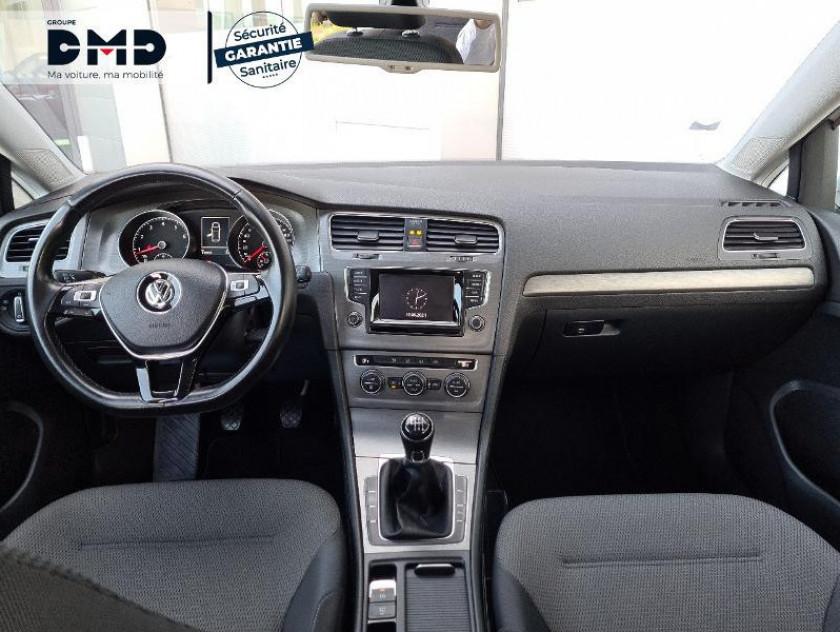 Volkswagen Golf 1.4 Tsi 140ch Act Bluemotion Technology Confortline 5p - Visuel #5