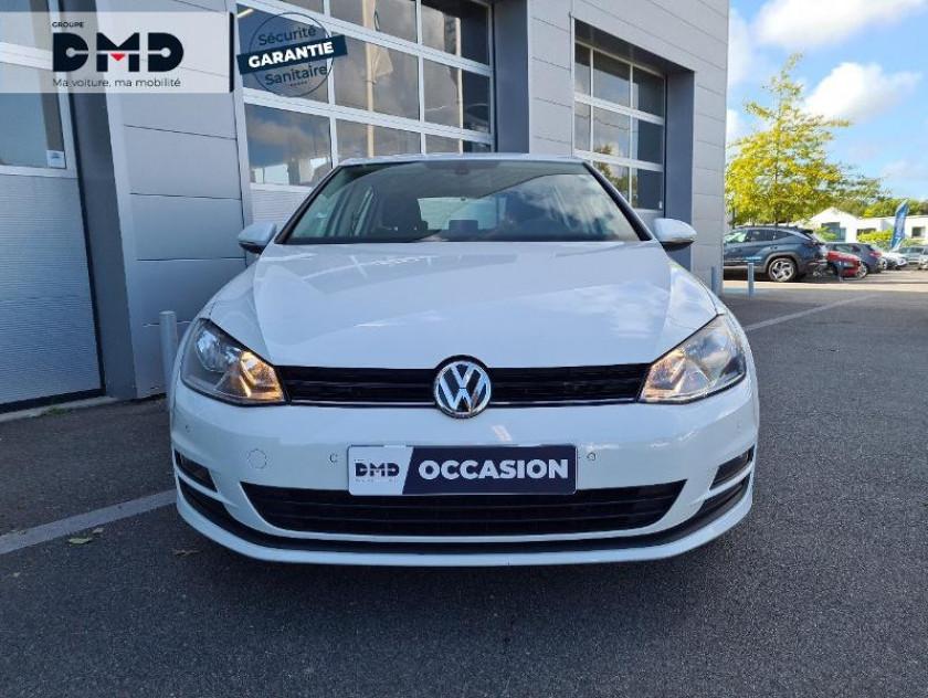 Volkswagen Golf 1.4 Tsi 140ch Act Bluemotion Technology Confortline 5p - Visuel #4