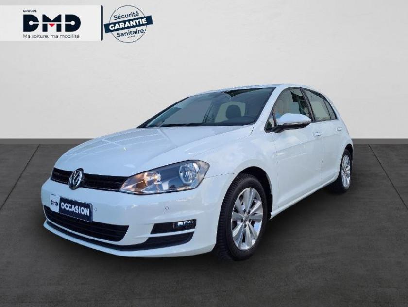 Volkswagen Golf 1.4 Tsi 140ch Act Bluemotion Technology Confortline 5p - Visuel #1