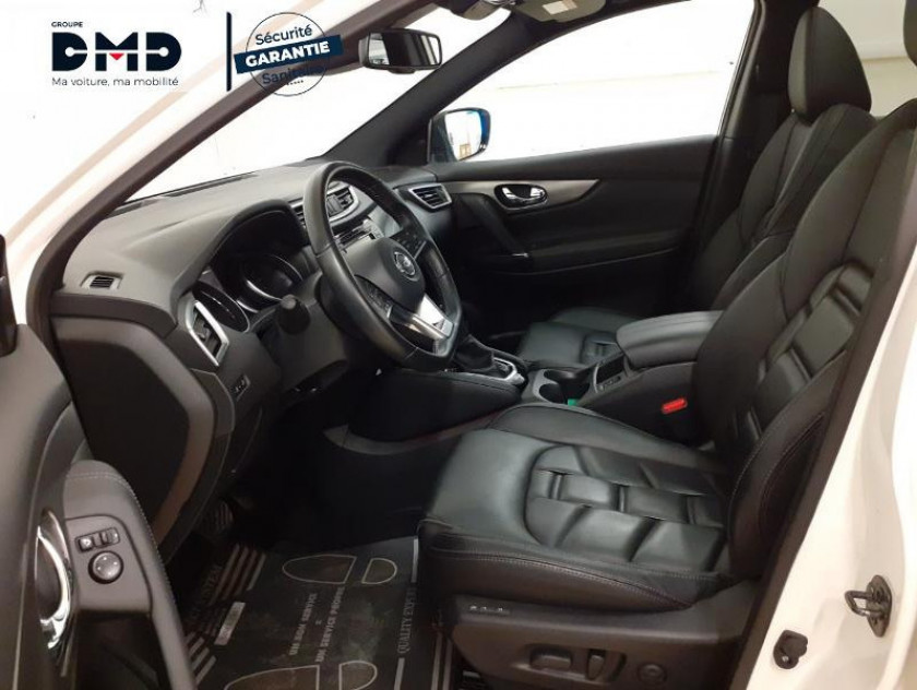 Nissan Qashqai 1.6 Dci 130ch Tekna+ Xtronic - Visuel #9