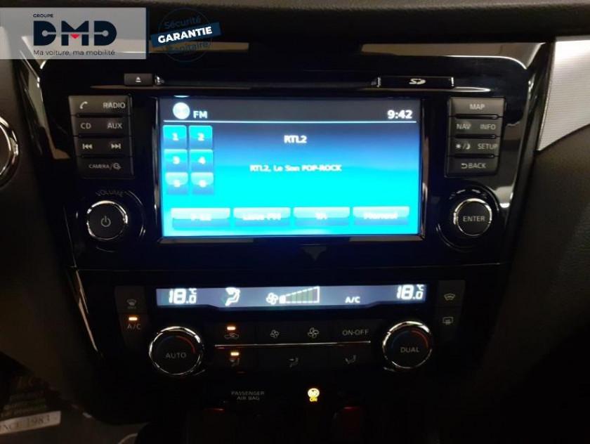 Nissan Qashqai 1.6 Dci 130ch Tekna+ Xtronic - Visuel #6