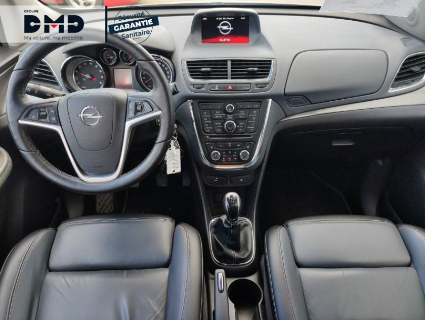 Opel Mokka 1.4 Turbo 140ch Cosmo Pack Start&stop 4x2 - Visuel #5