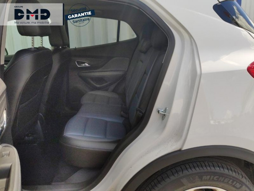 Opel Mokka 1.4 Turbo 140ch Cosmo Pack Start&stop 4x2 - Visuel #10