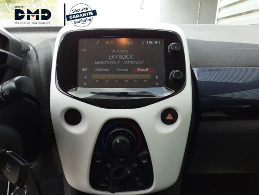 Peugeot 108 1.2 Puretech Collection 5p - Visuel #6