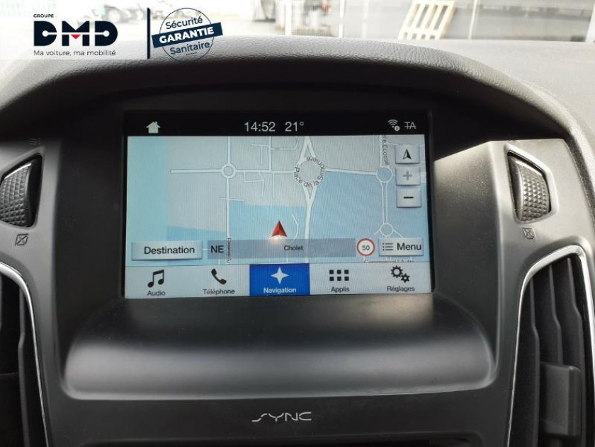 Ford Focus 1.5 Tdci 120ch Stop&start Executive - Visuel #6