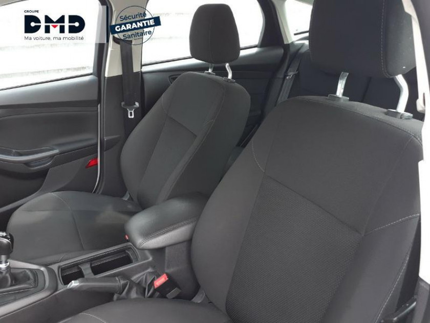 Ford Focus 1.5 Tdci 120ch Stop&start Executive - Visuel #9