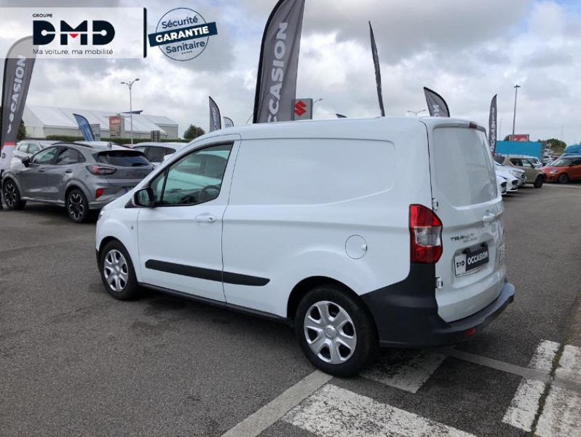 Ford Transit Courier 1.5 Td 75ch Trend Euro6 - Visuel #3
