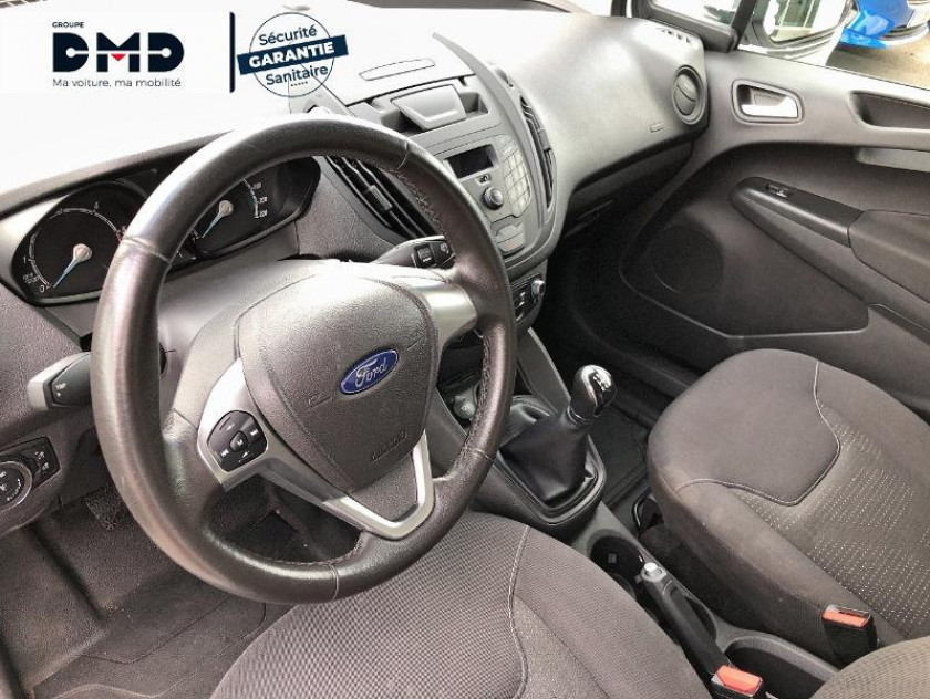Ford Transit Courier 1.5 Td 75ch Trend Euro6 - Visuel #5