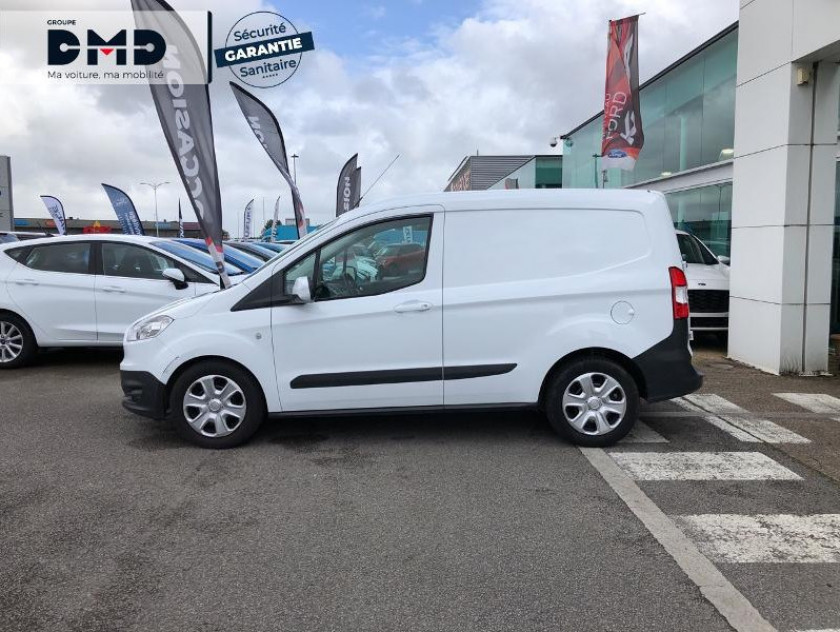 Ford Transit Courier 1.5 Td 75ch Trend Euro6 - Visuel #2