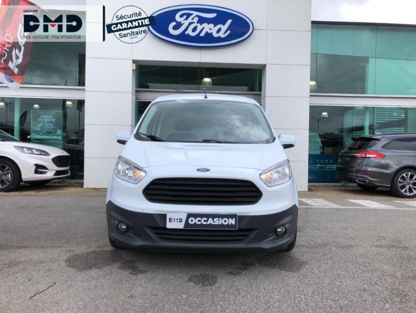 Ford Transit Courier 1.5 Td 75ch Trend Euro6 - Visuel #4