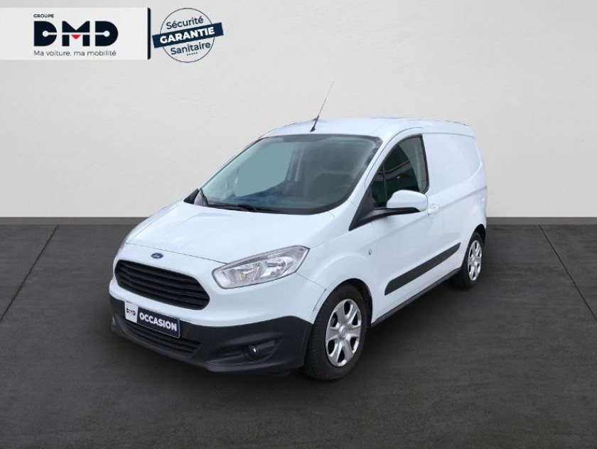 Ford Transit Courier 1.5 Td 75ch Trend Euro6 - Visuel #1