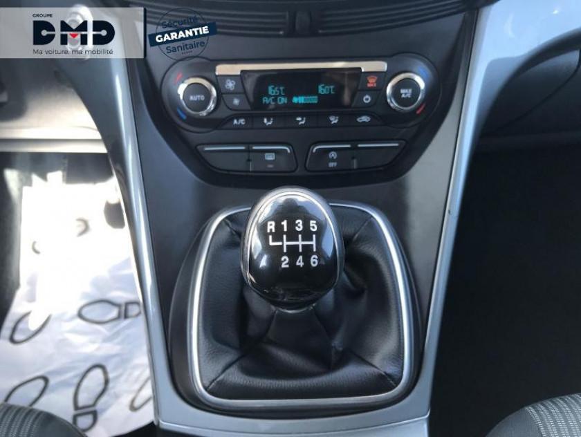 Ford C-max 1.0 Scti 100ch Ecoboost Stop&start Titanium - Visuel #8