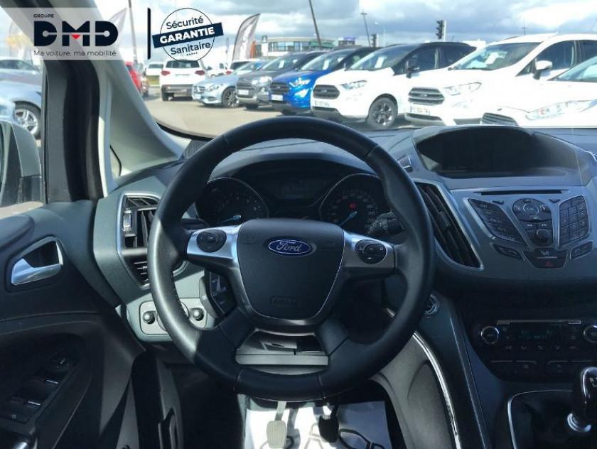 Ford C-max 1.0 Scti 100ch Ecoboost Stop&start Titanium - Visuel #7