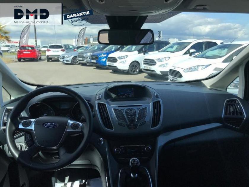 Ford C-max 1.0 Scti 100ch Ecoboost Stop&start Titanium - Visuel #5