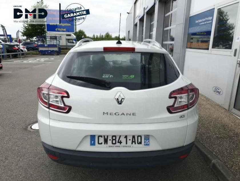 Renault Megane Estate 1.6 Dci 130ch Energy Fap Dynamique Eco² - Visuel #11