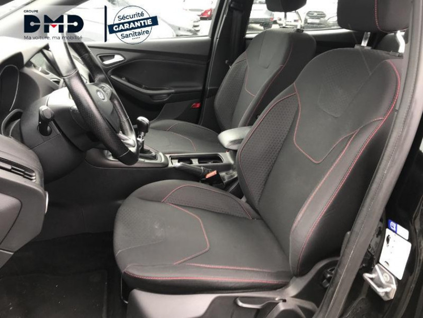 Ford Focus Sw 1.5 Tdci 120ch Stop&start St Line - Visuel #9