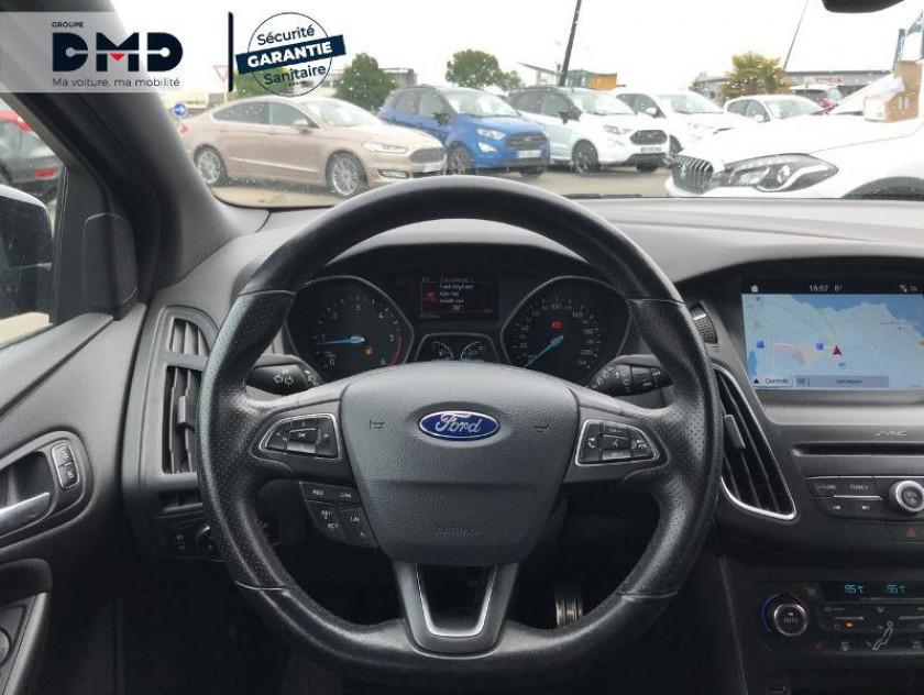 Ford Focus Sw 1.5 Tdci 120ch Stop&start St Line - Visuel #7