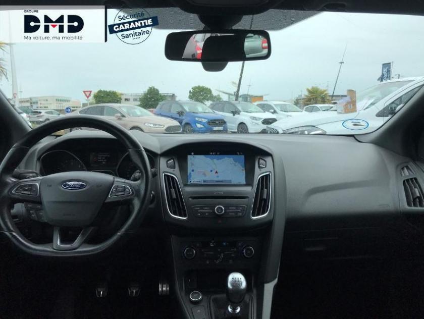 Ford Focus Sw 1.5 Tdci 120ch Stop&start St Line - Visuel #5