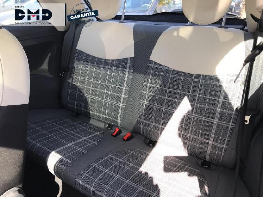 Fiat 500 1.2 8v 69ch Lounge - Visuel #10