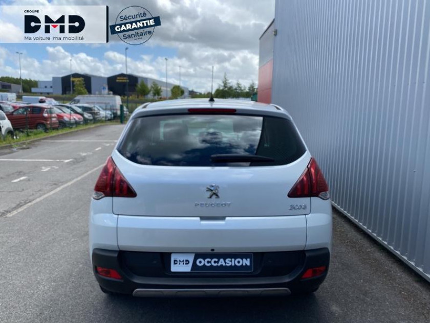 Peugeot 3008 2.0 Hdi150 Fap Féline - Visuel #11