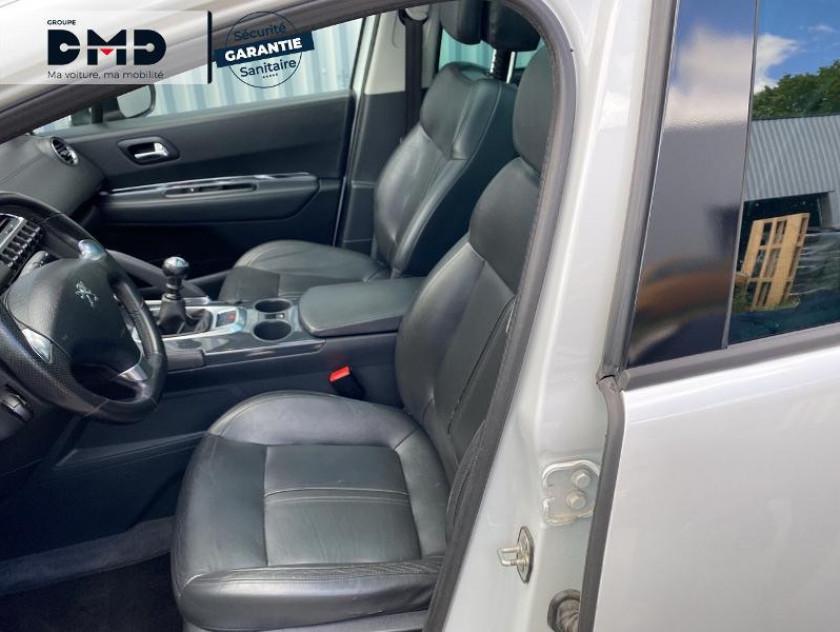 Peugeot 3008 2.0 Hdi150 Fap Féline - Visuel #9