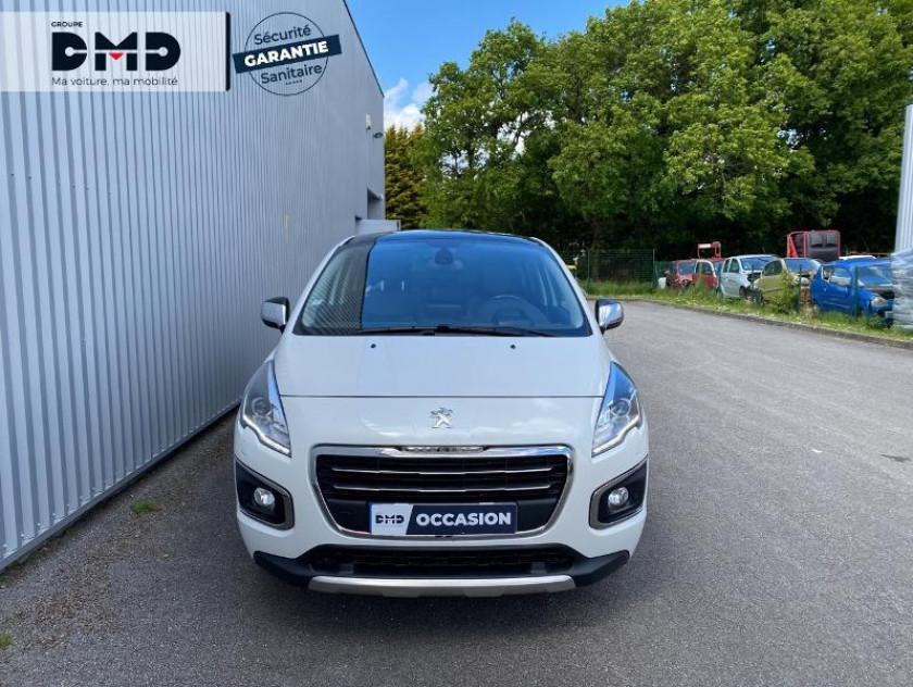 Peugeot 3008 2.0 Hdi150 Fap Féline - Visuel #4