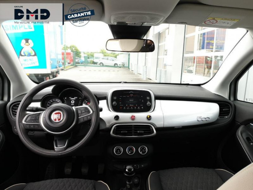 Fiat 500x 1.6 Multijet 120ch Ligue 1 Conforama - Visuel #5